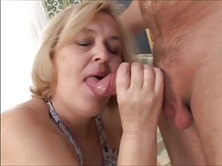 Marinoka - blonde mature 50+