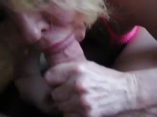 Hand jobs Nice Granny sucking cock