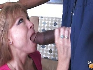 Darla Crane - My mom love big black cock